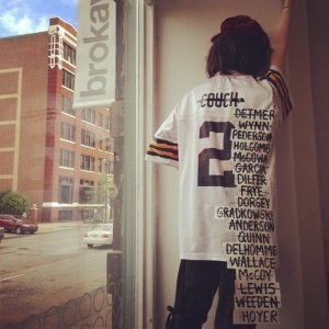 browns jersey funny